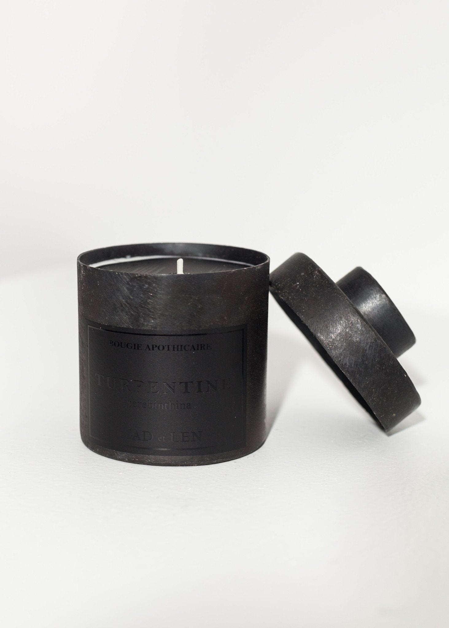 Candle in Turpentine