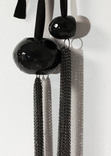 Load image into Gallery viewer, Cascade Necklace in Black