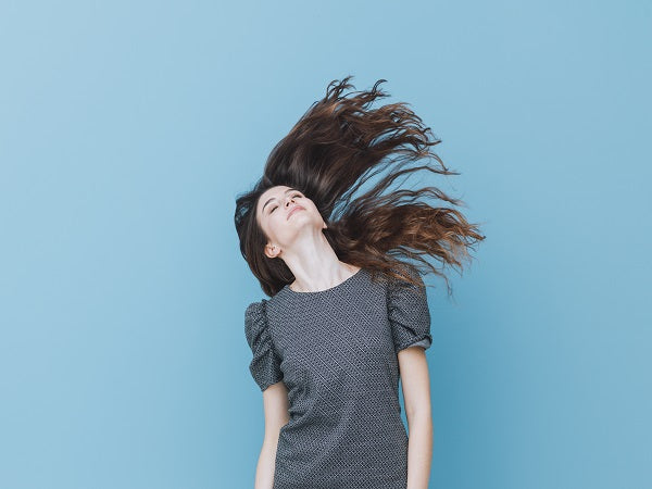 Food supplements for hair