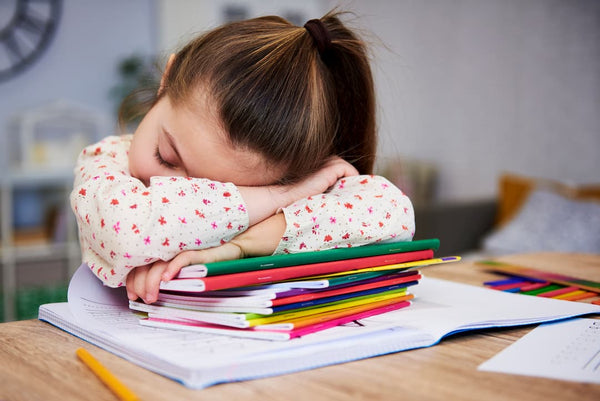 the causes of fatigue in children