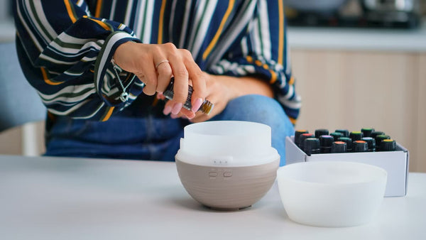 essential oils diffuser for sleep