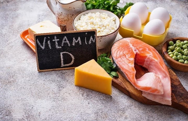 vitamin D and vegan diet