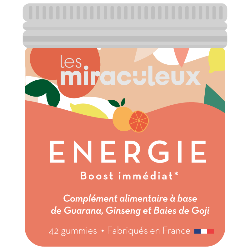 complements alimentaires energie