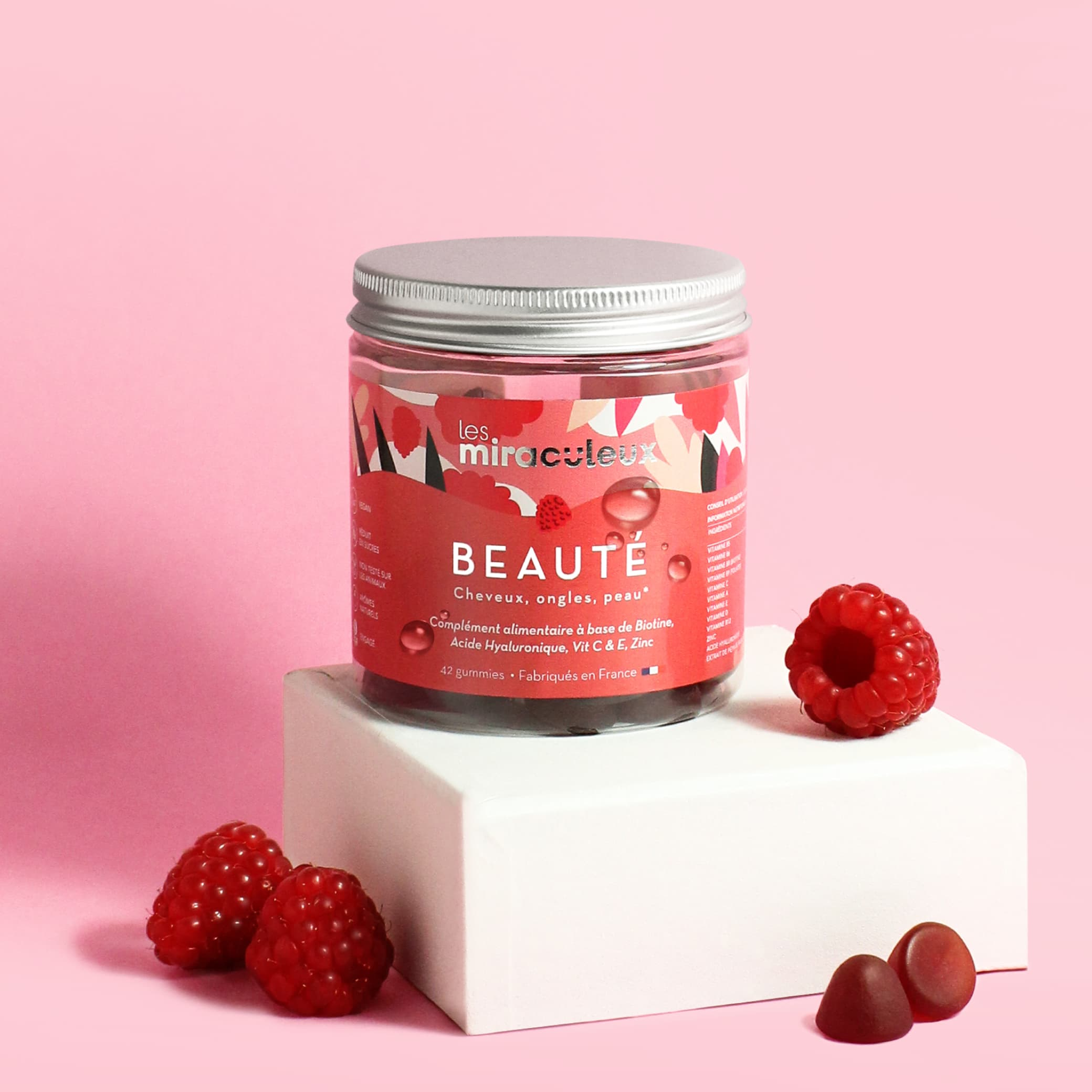 Menopause and Beauty Gummies   2 x 21 days