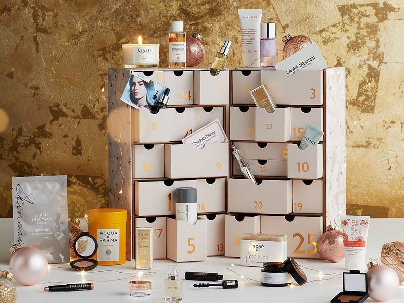 DO NOT MISS THESE BEAUTY ADVENT CALENDARS