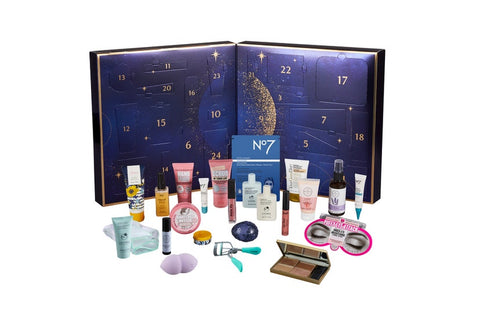 Boots advent beauty calendar