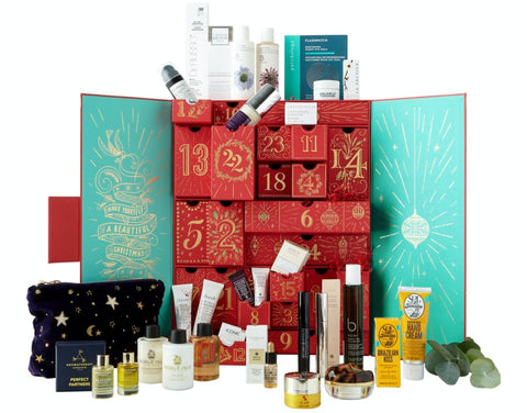 Fortnum and Mason Beauty Calendar