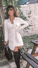 Load image into Gallery viewer, Camelia Corduroy Shirt Dress Beige dress Dollhouse-Collection