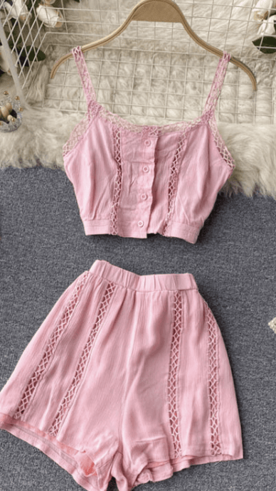 Layla Coord Pink Dollhouse-Collection