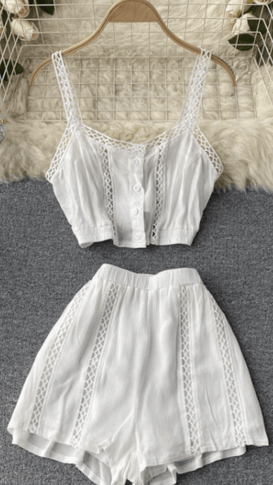 Layla Coord White Dollhouse-Collection S