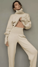 Load image into Gallery viewer, Lux Loungewear Beige -  Dollhouse-Collection