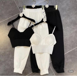 Ultimate Jogger Set White Dollhouse-Collection