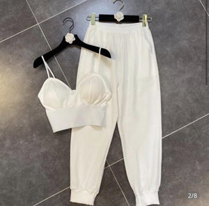 Ultimate Jogger Set White Dollhouse-Collection S
