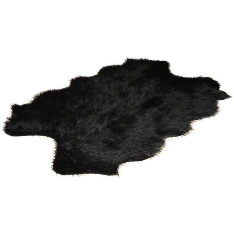 Black Quatro Sheepskin Shape