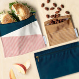 Pack of 3 reusable bags - Minimalist