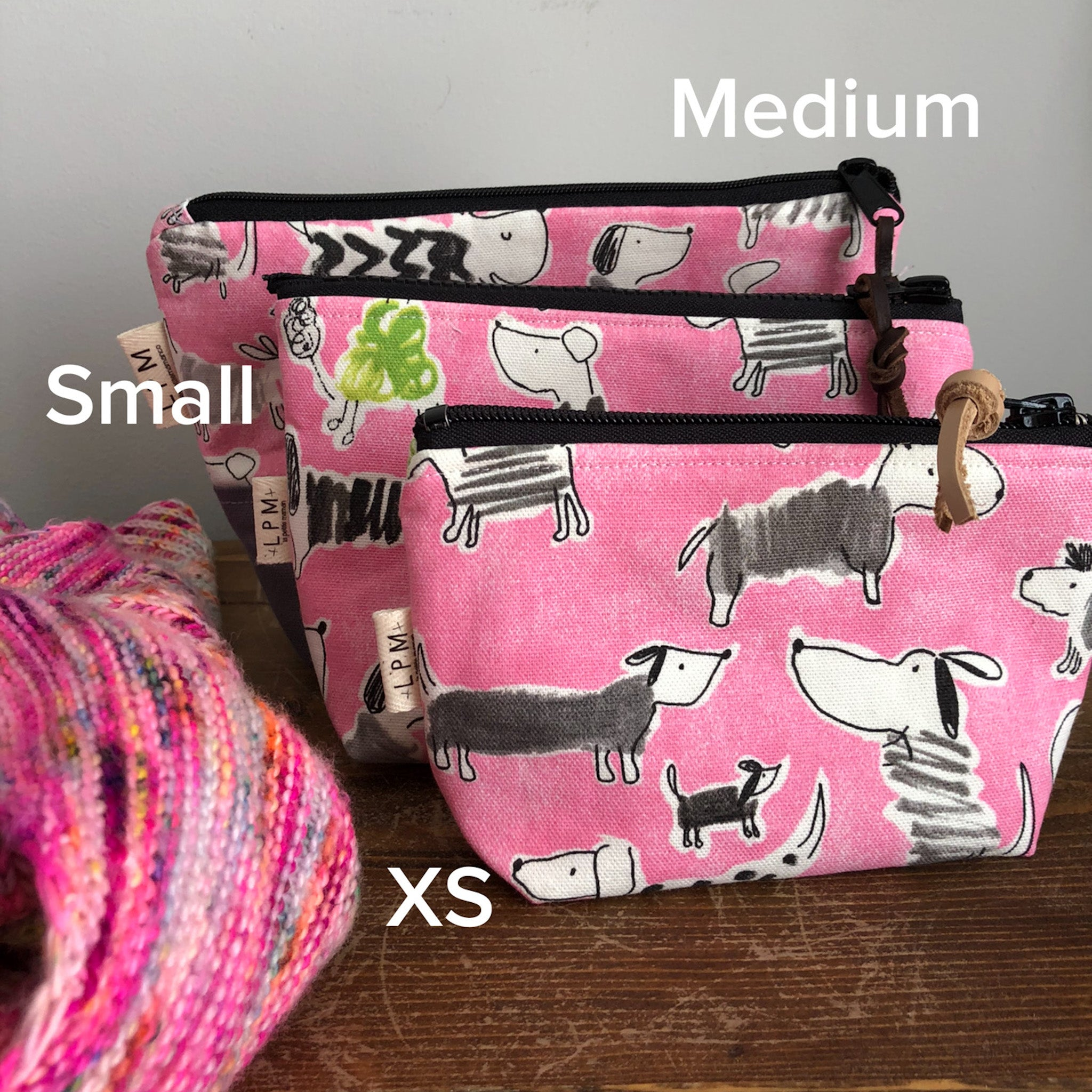Sonder Bag/Pouch - Dogs