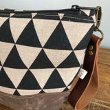 Sonder Bag/Pouch - Triangles