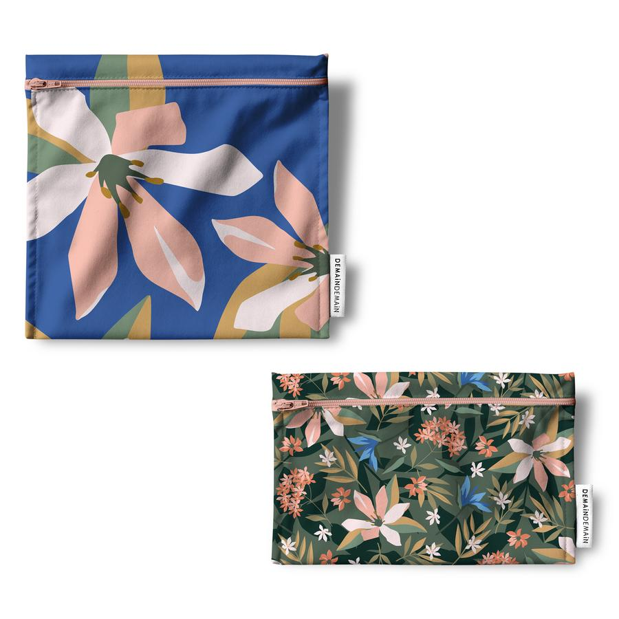 Pack of 2 reusable bags - Lili