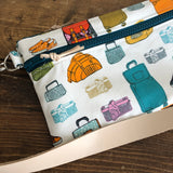 Clutch Handbag- Baggage