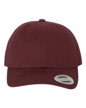 Yupoong - Peached Twill Dad's Cap