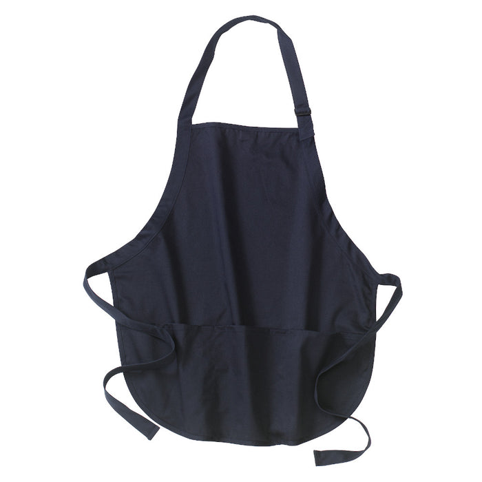 Port Authority® Medium-Length Apron with Pockets