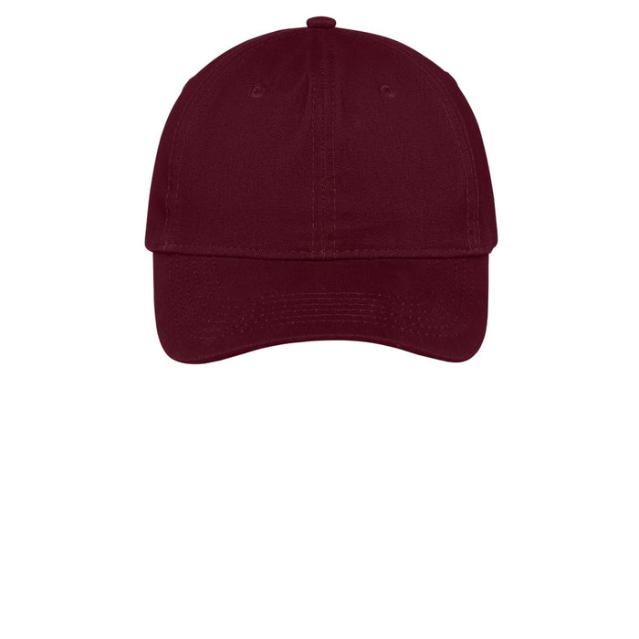 Port & Company® - Brushed Twill Low Profile Cap