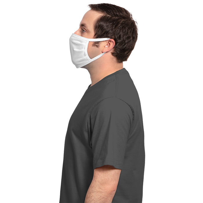 2-Pack Adult Double Layer Cotton Face Cover