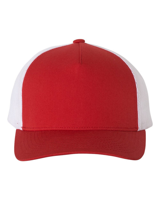 Yupoong - Classics™ Five-Panel Retro Trucker Cap