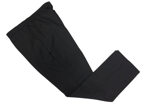 Grey Boys Regular School Trouser