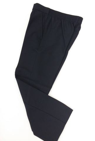 Navy Boys Regular Trouser