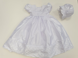 Long Lenght Christening gown.