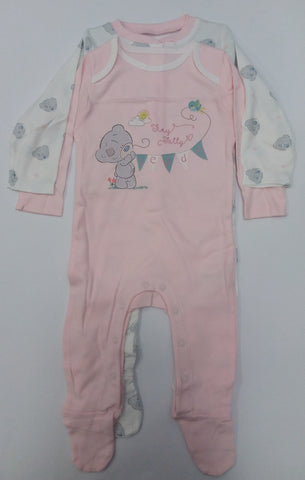 Tatty 2 Pack Babygro