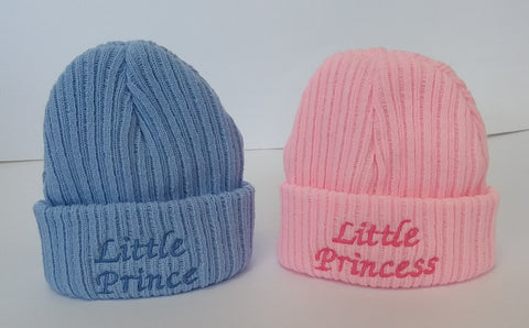 Little Prince / Little Princess Hats