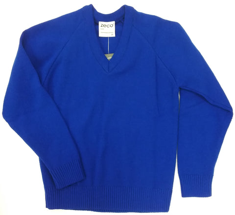 Royal Blue Jumper