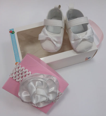 Hairband And Shoes Set