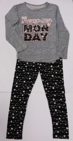 Never Say Monday Pyjamas