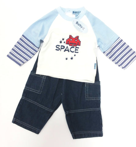 Space Two Piece