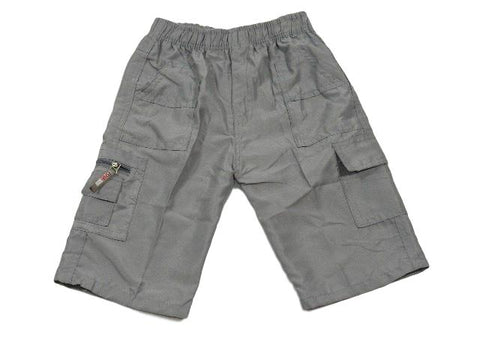 Grey army short
