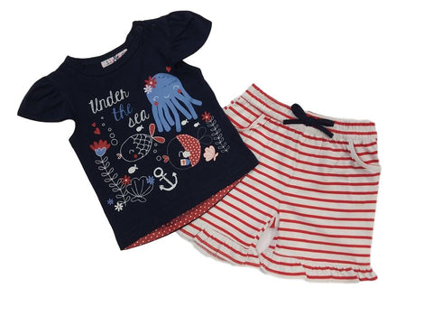 Under the Sea Short Set