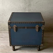 "Load image into Gallery viewer, ""Anchored"" End Table Trunk"