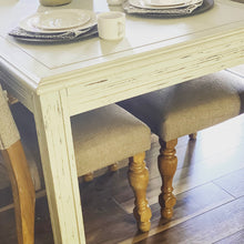 "Load image into Gallery viewer, ""Country Sweet"" Farmhouse Table"