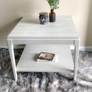"""Sahara Desert"" End Table"