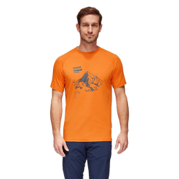 Mammut Mountain T-Shirt Men - beautylion.shop