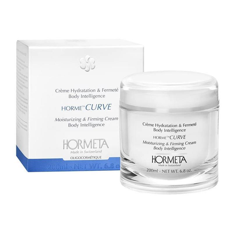 Hormeta curve creme hydratation & fermete body intelligence 200 ml-Body Lotion & Cream-beautylion.shop