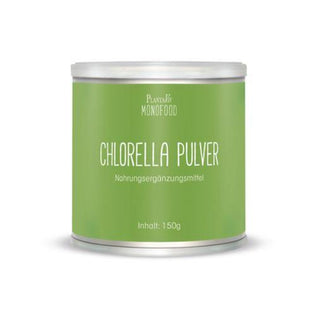 Plantavis pure chlorophyll the green blood - super monofood powder 150 gram - beautylion.shop