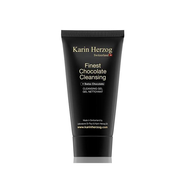 Karin Herzog finest chocolate face cleansing 50 ml-Cleanser-beautylion.shop