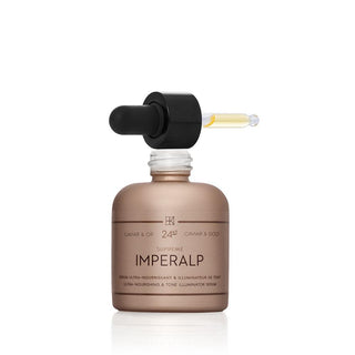 L'alpage imperalp - nourishing tone illuminator serum 30 ml-Serum-beautylion.shop