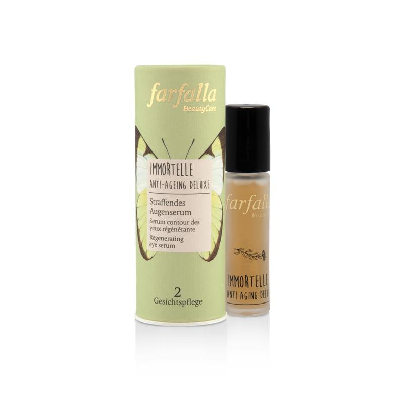 Farfalla immortelle anti age deluxe - regenerating eye serum 10 ml-Serum-beautylion.shop