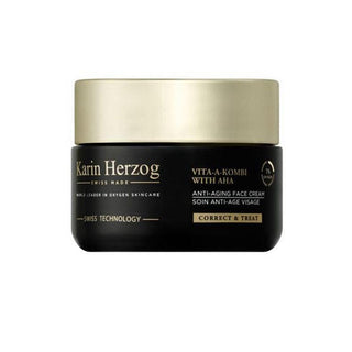 Karin Herzog vita-a-kombi1 with aha 50 ml-Face Cream-beautylion.shop