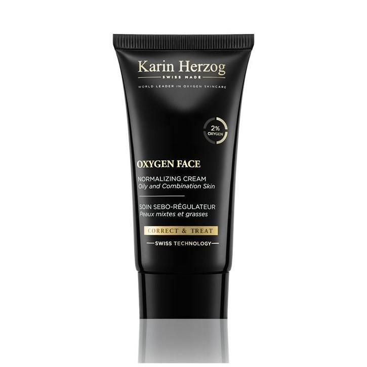 Karin Herzog oxygen face cream 50ml 2% oxygen-Face Cream-beautylion.shop